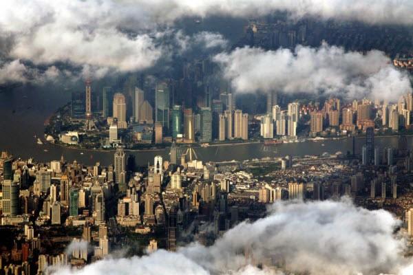 panoramica shanghai