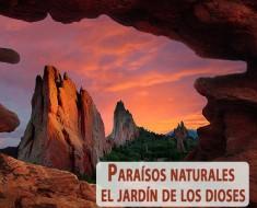El Jardín de los Dioses, Colorado, EE.UU.