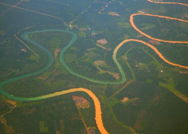 peninsular malasia rio selangor