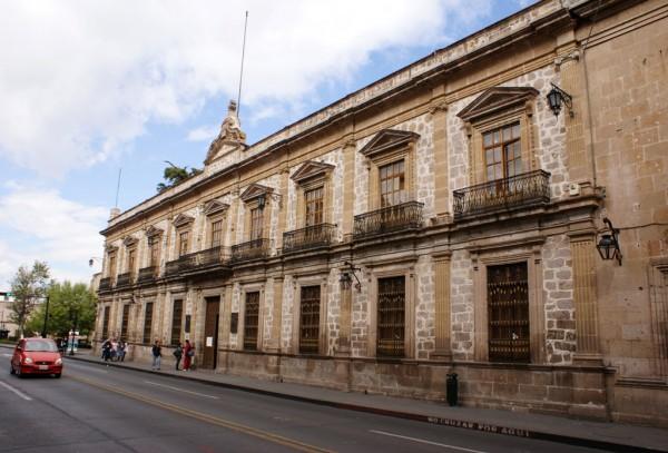 San Nicolás Obispo, Morelia