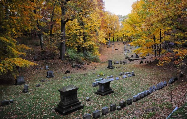 sleepy hollow cementerio