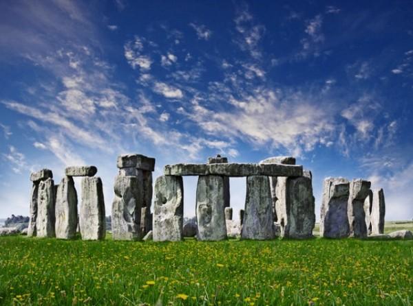 Stonehenge en Inglaterra