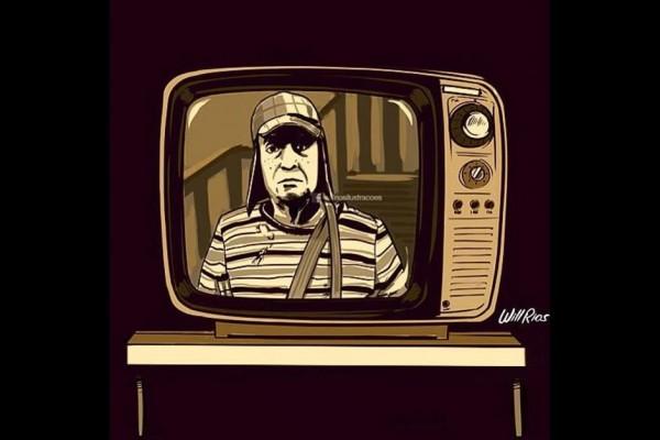 television doña florinda chavo ocho