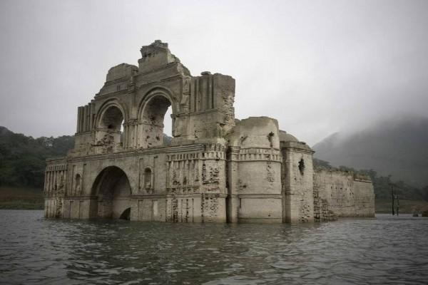 templo quechula chiapas