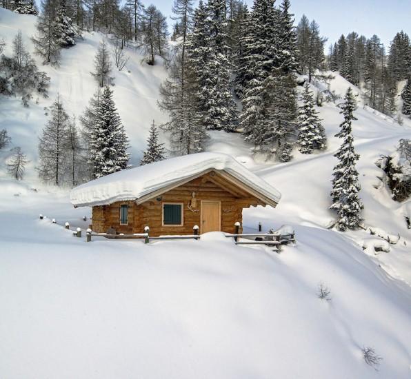 casas solitarias naturaleza austria