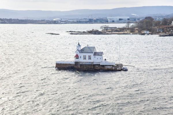 casas solitarias naturaleza noruega