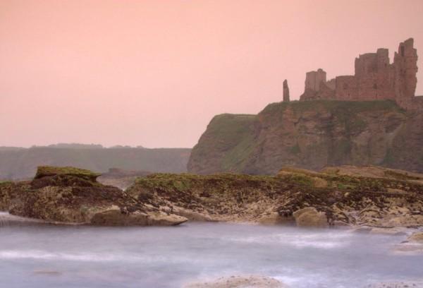 castillo tantallon east lothian