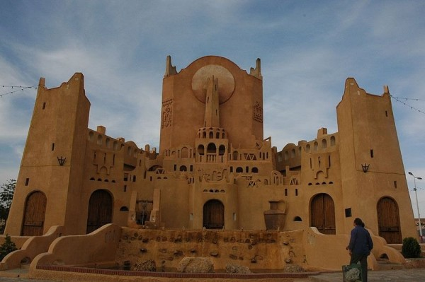 ciudades fortifizadas valle mzab
