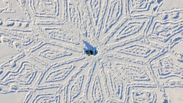 dragon nieve arte siberia simon beck