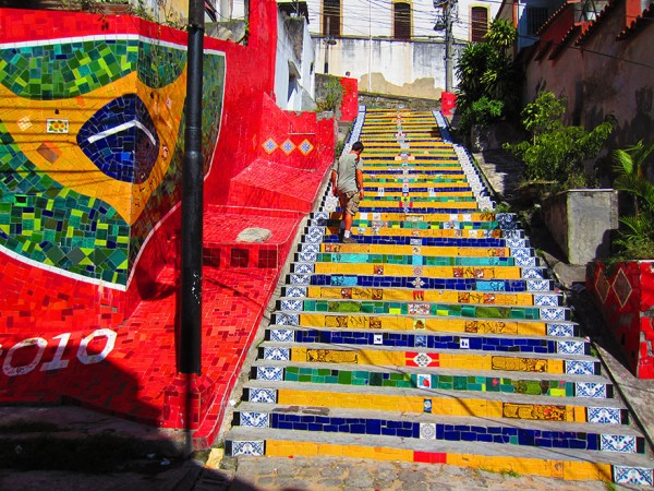ecalera rio de janeiro brasil