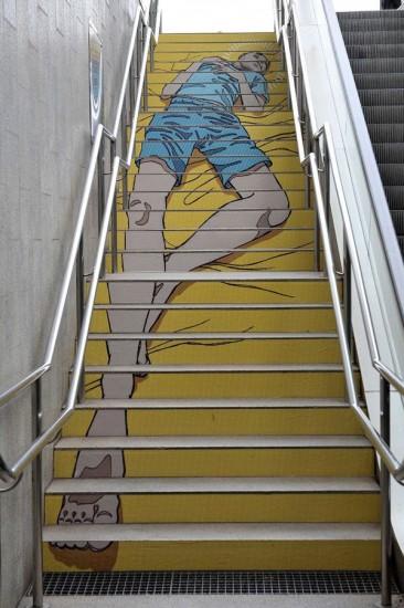 escaleras toronto canada