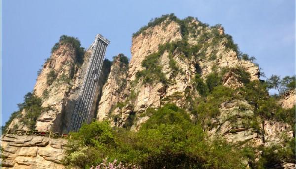 hundred dragons elevator ascensor mas alto del mundo