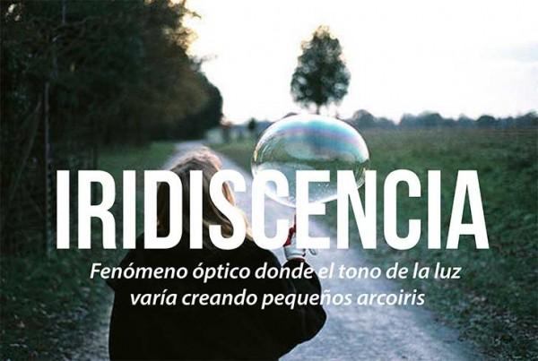 iridiscencia