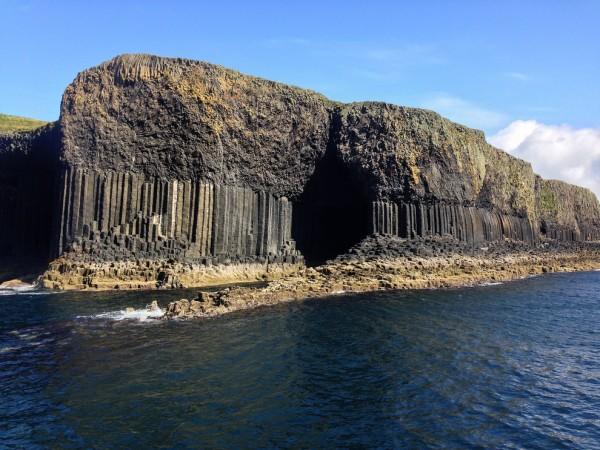 isla de staffa cueva fingals