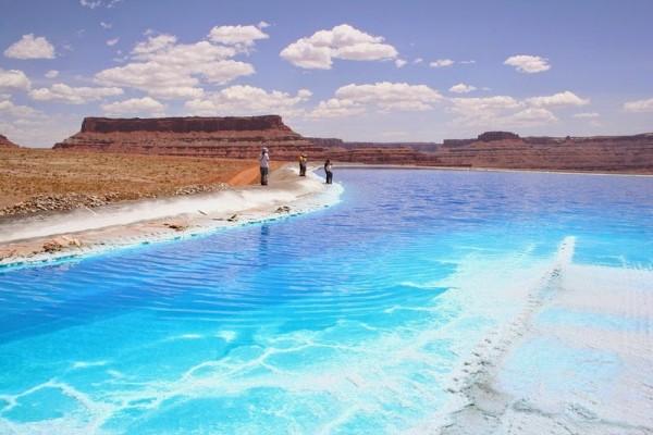 lago colores utah potasio