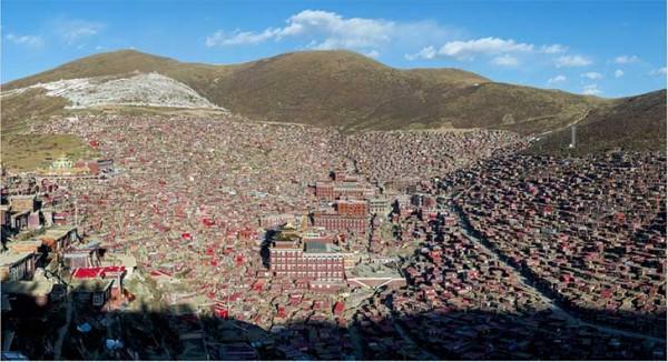 larung gar academia budista mas grande del tibet