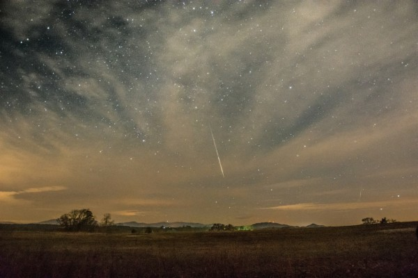 meteoros tauridas