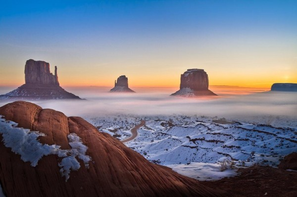 Monument Valley, EE.UU.