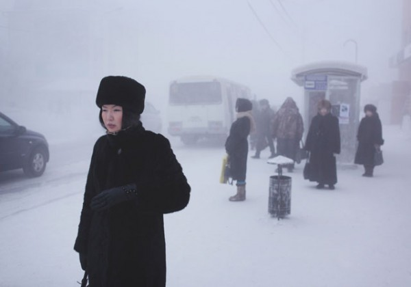 oymyakon lugar mas frio del mundo habitado