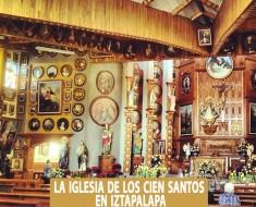 Parroquia Santa María de San Juan en Iztapalapa