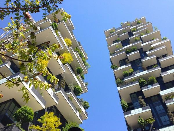 rascacielos jardin vertical Chavannes-près-Renens