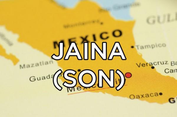 significado jaina mexico
