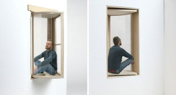 ventana para ver las estrellas
