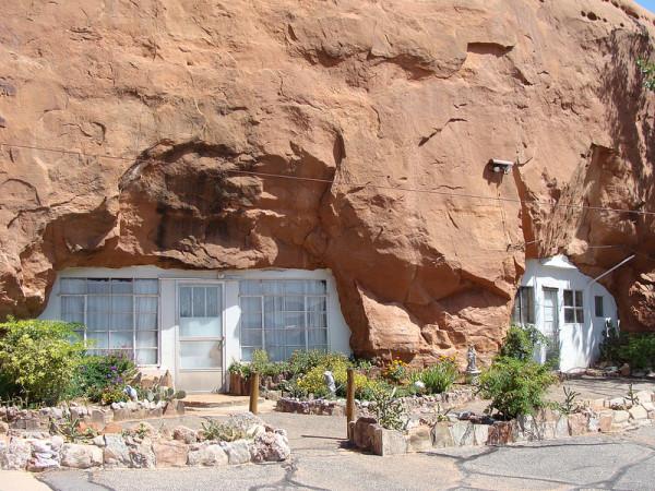 agujero en la roca hole n the rock utah