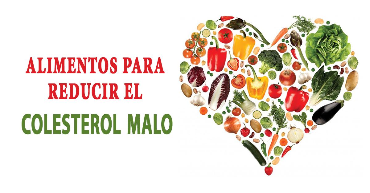 Alimentos para reducir el colesterol malo coyotitos - Alimentos beneficiosos para el colesterol ...