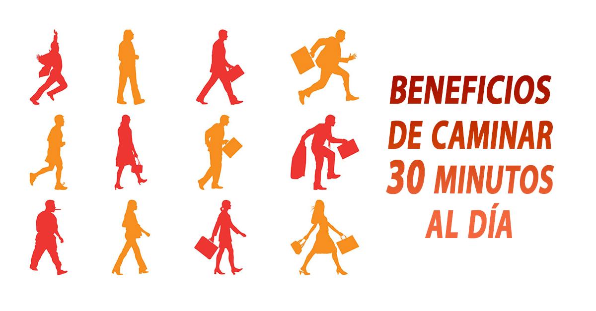 Beneficios de caminar 30 minutos al d a coyotitos for Cocinar en 30 minutos