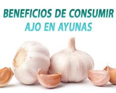 Beneficios de consumir ajo en ayunas