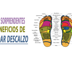 Beneficios y ventajas de andar descalzo