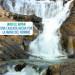 La cascada artificial de Wadi El Rayan en Egipto