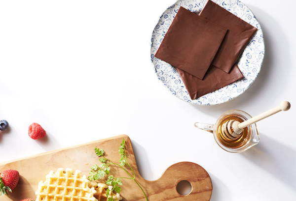chocolate rebanadas