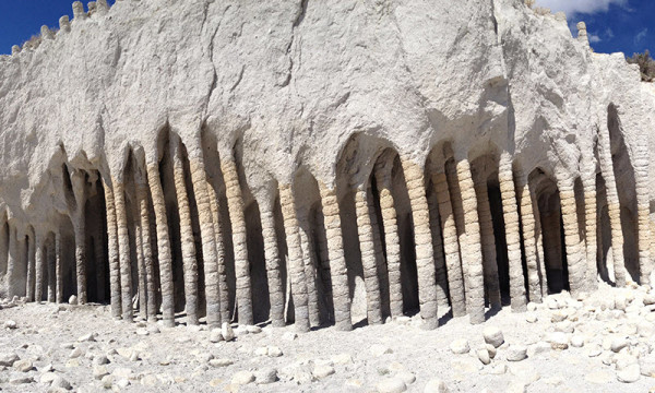 columnas piedra lago crowley