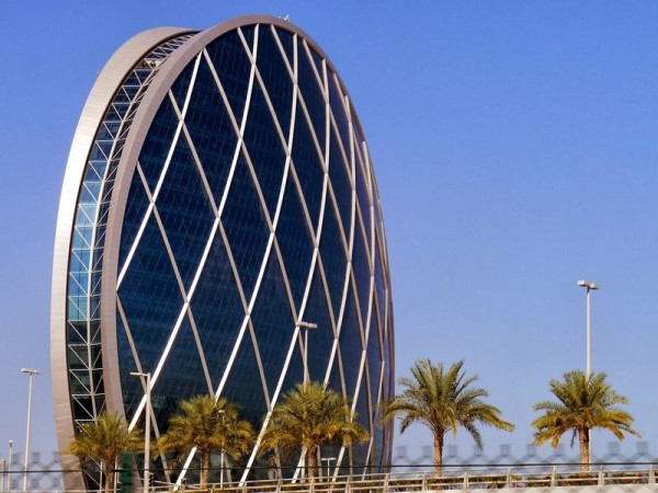 edificio circular Al Dar Headquarters, Abu Dhabi