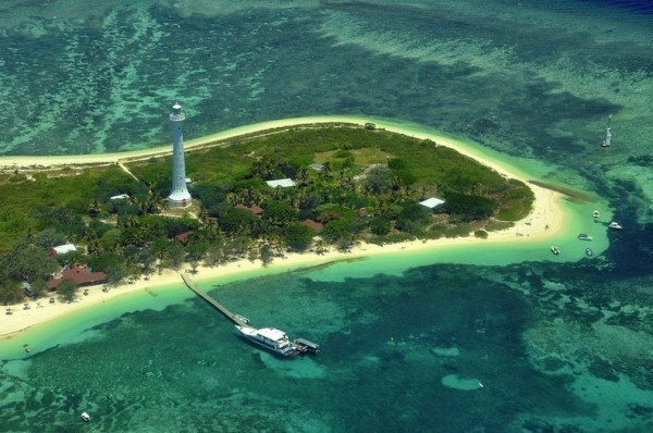 Faro Amédée Nueva Caledonia