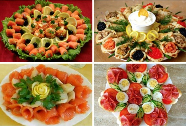 maneras originales de decorar los platos de navidad