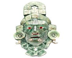 La historia detrás de la enigmática máscara de Calakmul