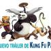 Nuevo tráiler de la película Kung Fu Panda 3