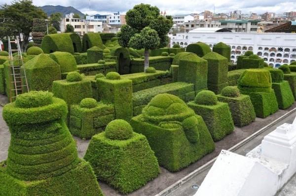 turismo cementerio tulcan ecuador