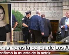 Encuentran sin vida a Kate del Castillo en su residencia en Los Ángeles