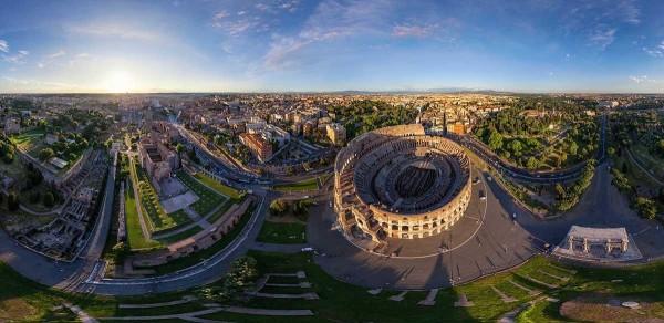 7 nuevas maravillas del mundo vistas desde un drone