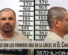 Así son los primeros días en la cárcel de El Chapo