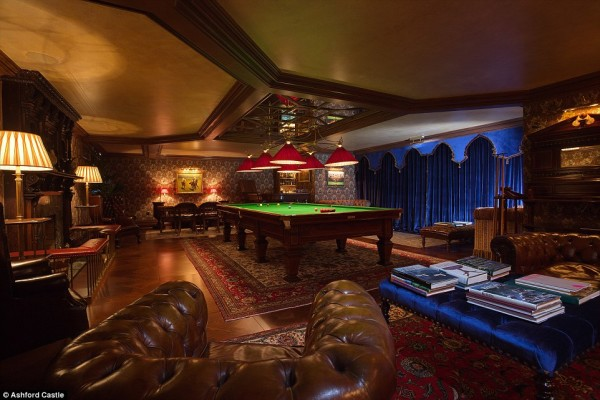 castillo ashford irlanda mejor hotel del mundo