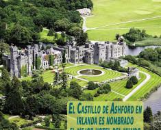 El Castillo de Ashford en Irlanda es nombrado el mejor hotel del mundo