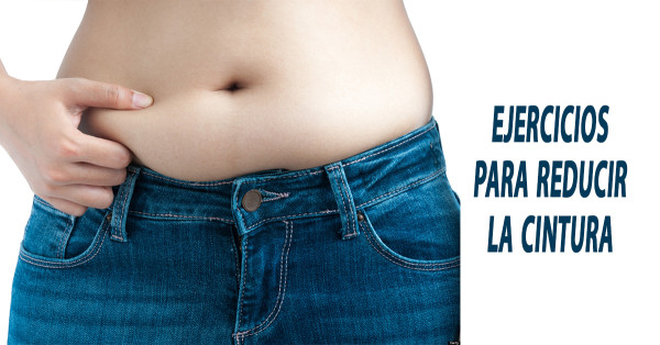 Ejercicios para reducir la cintura lonjas