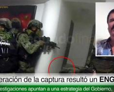 El Chapo se dejó atrapar, todo fue planeado