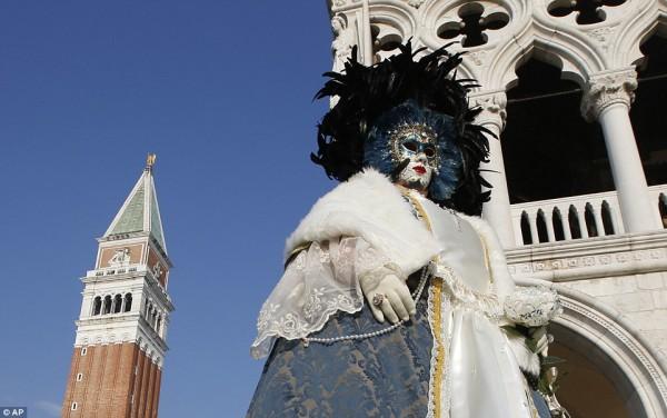 fotos carnaval venecia