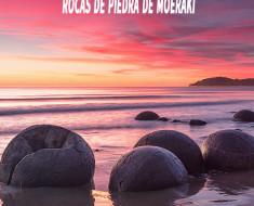 La leyenda de las misteriosas rocas de piedra de Moeraki
